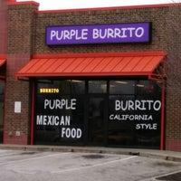 Purple Burrito