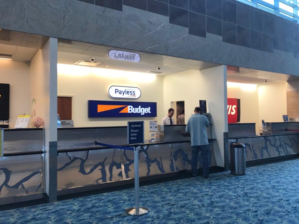 Budget Car Rental Springfield-Branson National Airport, 2300 N Airport Blvd, Springfield