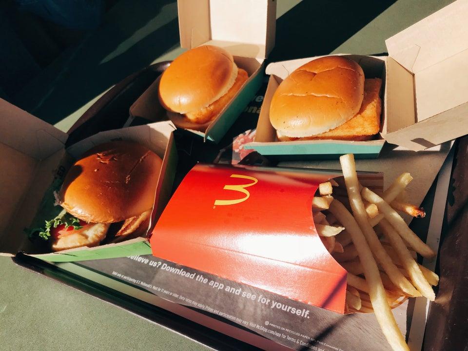 McDonald's Jackson