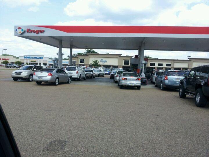 Kroger Gas Station Jackson
