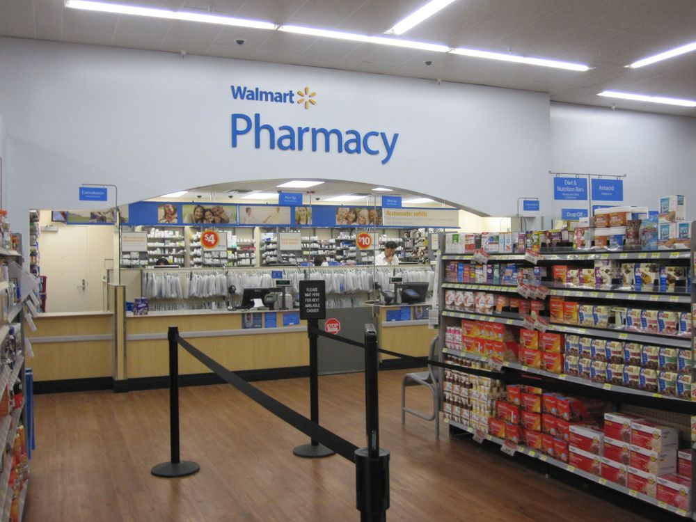 Walmart Pharmacy 220 Veterans Memorial Dr, Kosciusko