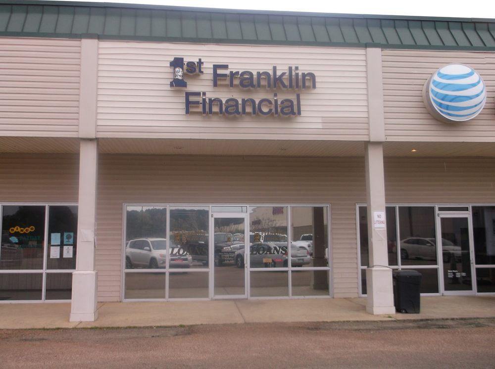 1st Franklin Financial 120 Veterans Memorial Hwy, Kosciusko