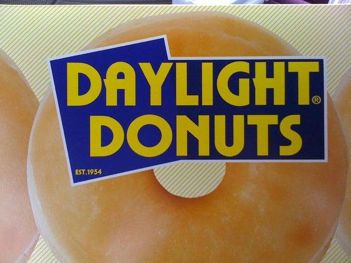Daylight Donuts 288-A MS-12, Kosciusko