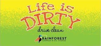 Rainforest Carwash and Oil Change of Petal 1116 Evelyn Gandy Pkwy, Petal