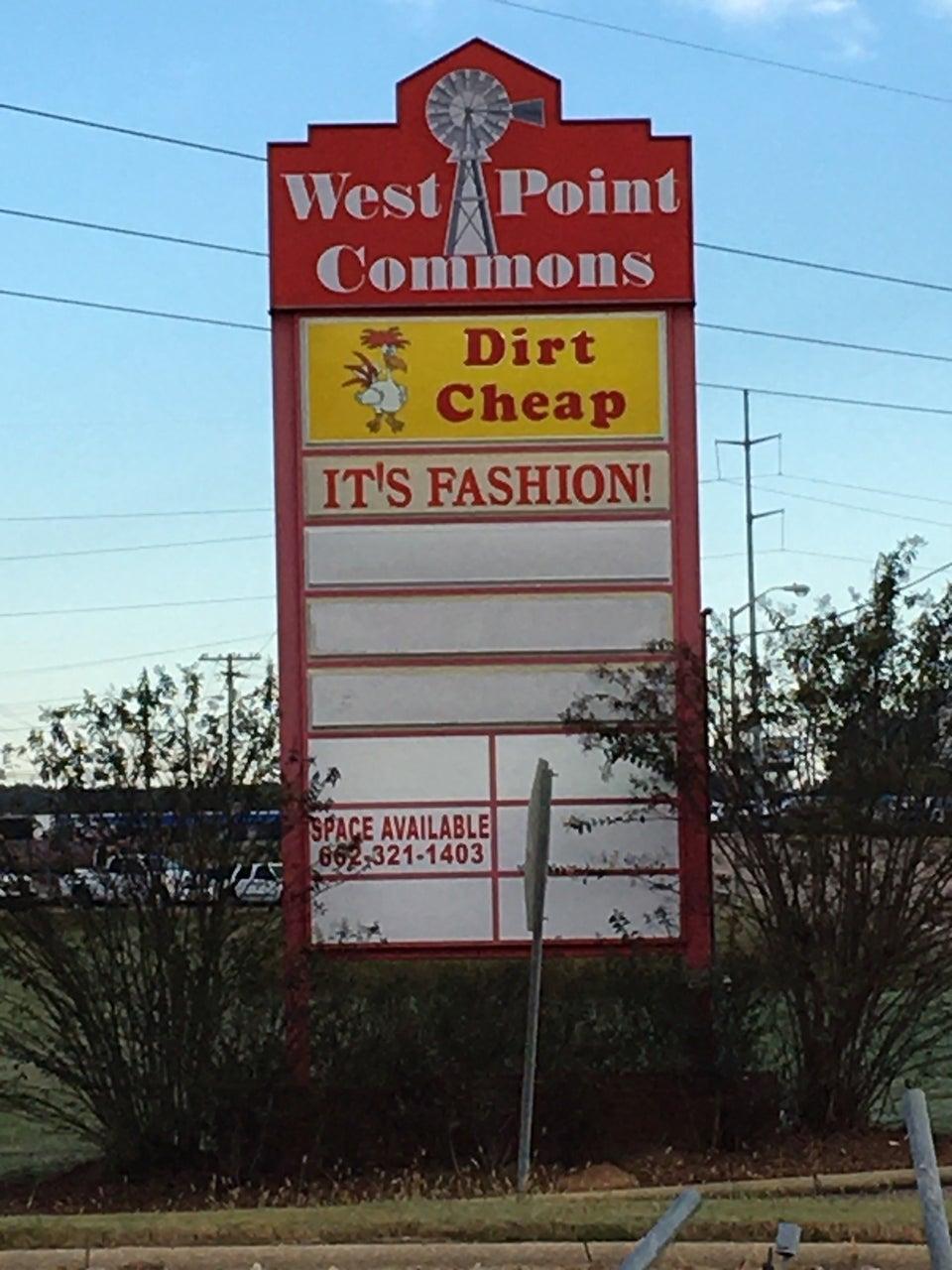 Sprint Mart 1443 US-45 ALT, West Point