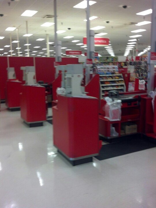 Target Mobile 2601 Central Ave, Billings