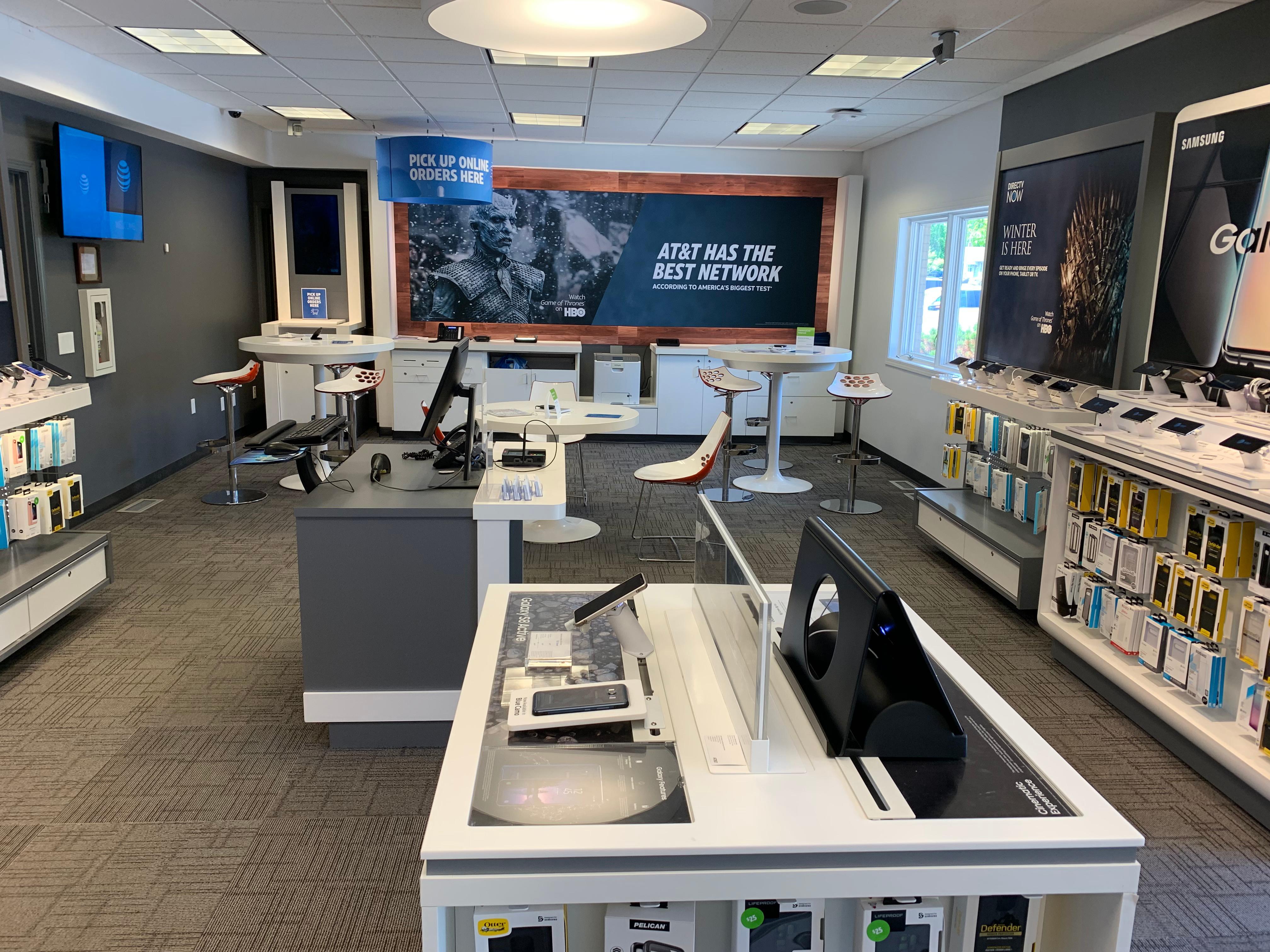 AT&T Billings