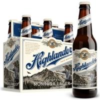 Highlander Beer - Missoula Brewing Co