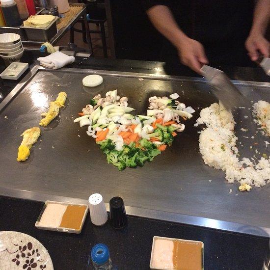Kobe Seafood & Steak House