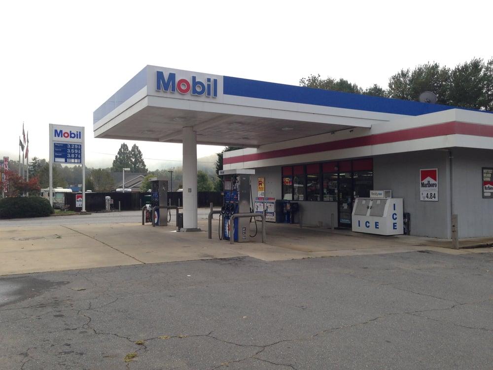 Mobil 1321 Tunnel Rd, Asheville