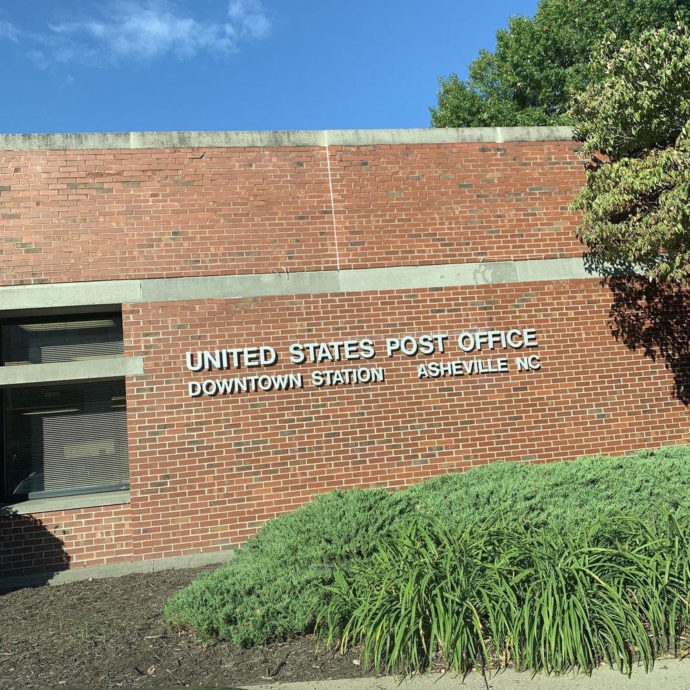 USPS Asheville