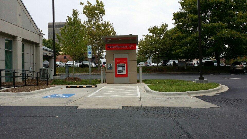 Bank of America Asheville