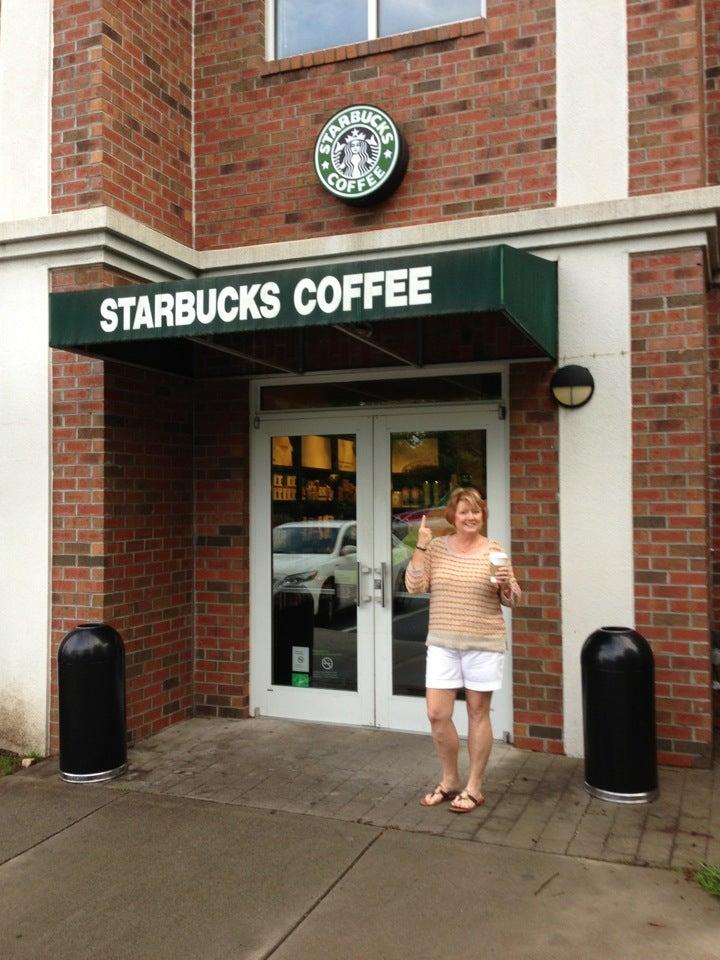Starbucks Asheville