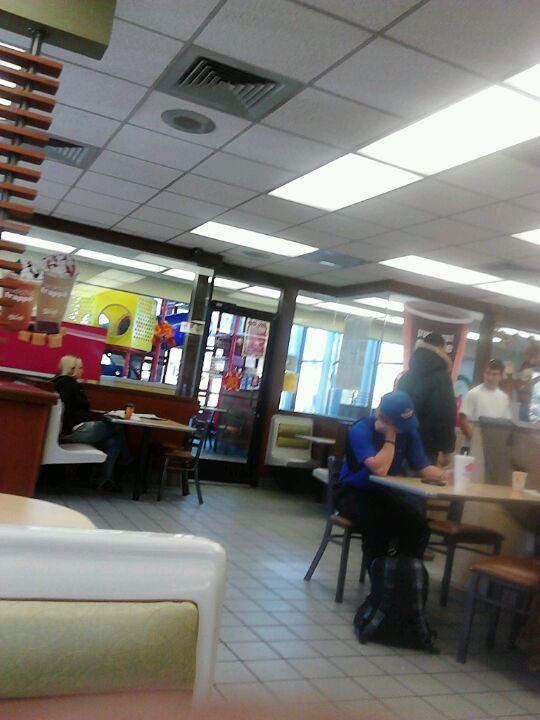 McDonald's Asheville