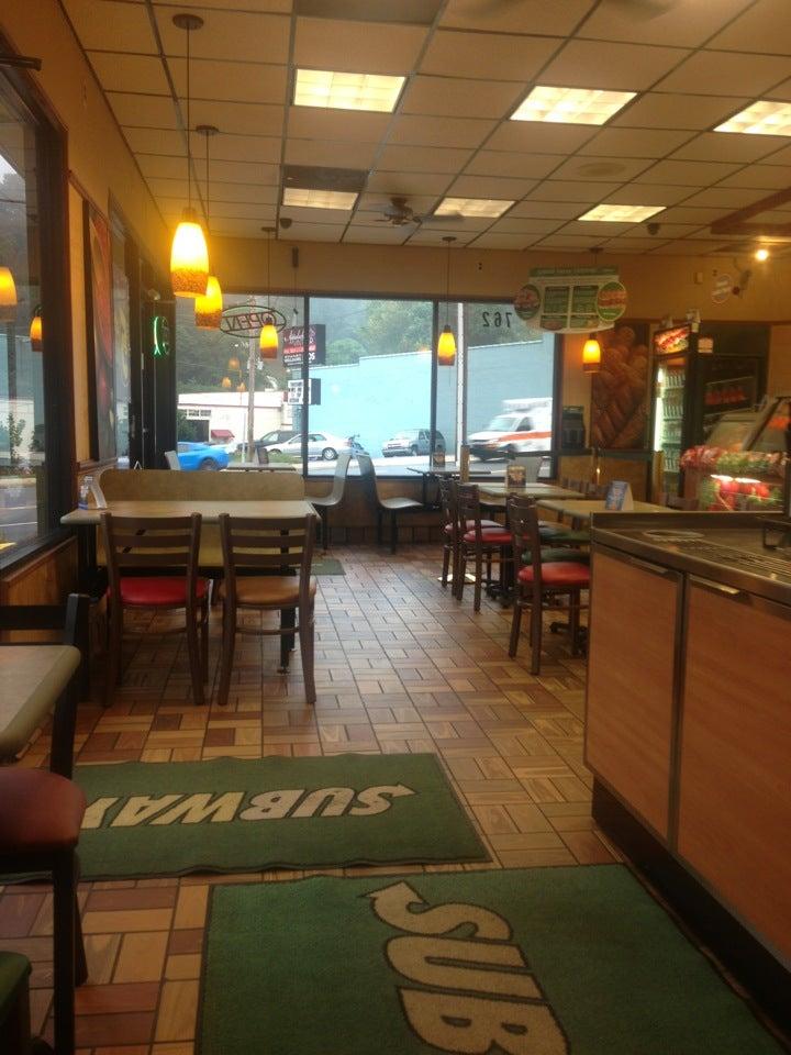 Subway Asheville