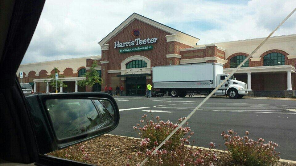 Harris Teeter Village at, 136 Merrimon Ave, Chestnut St, Asheville