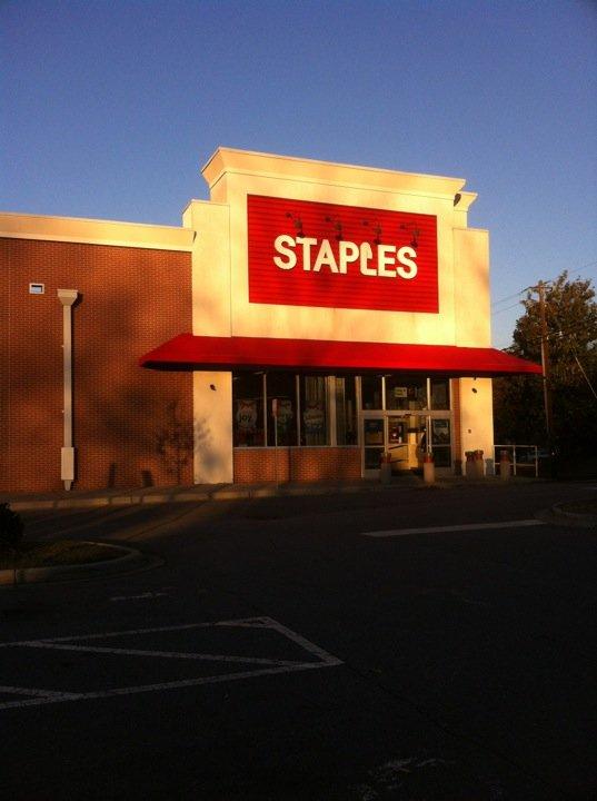 Staples 65 Merrimon Ave, Asheville
