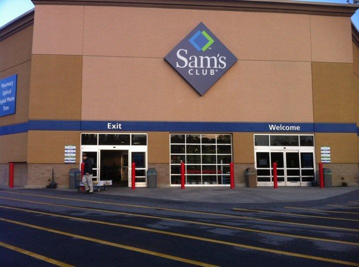 Sam's Club 645 Patton Ave, Asheville