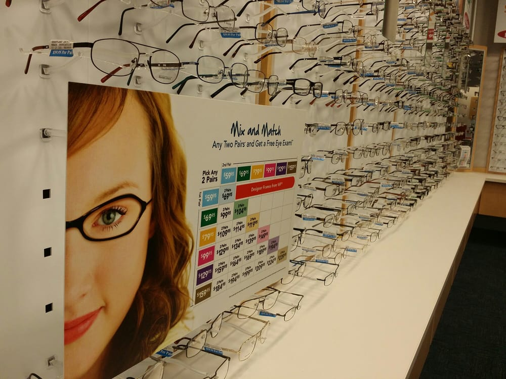 America's Best Contacts & Eyeglasses 148 Tunnel Rd #100, Asheville