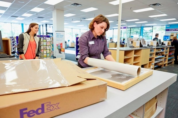 FedEx Cary