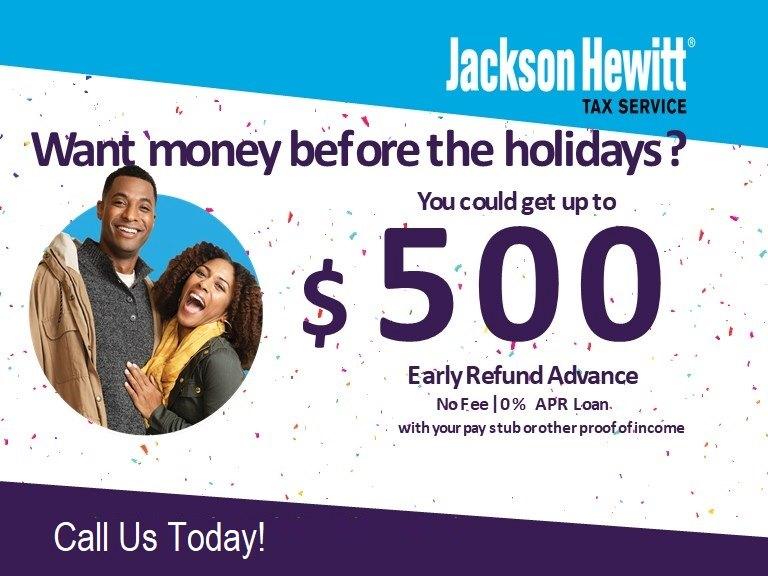 Jackson Hewitt Tax Service Cary