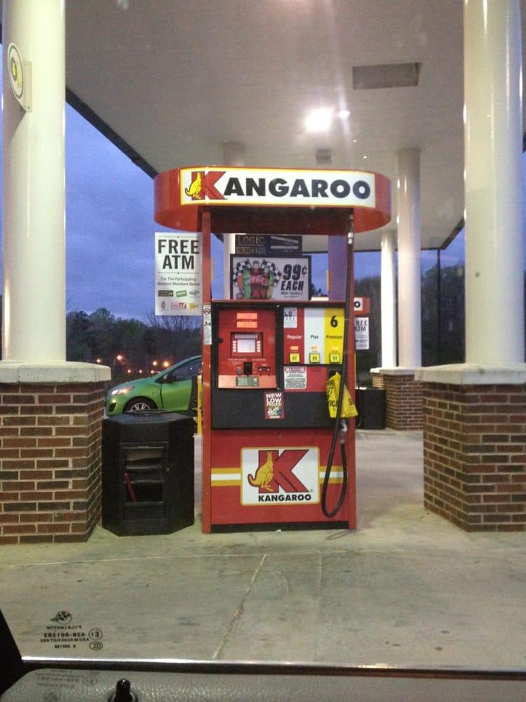 Kangaroo Express Cary