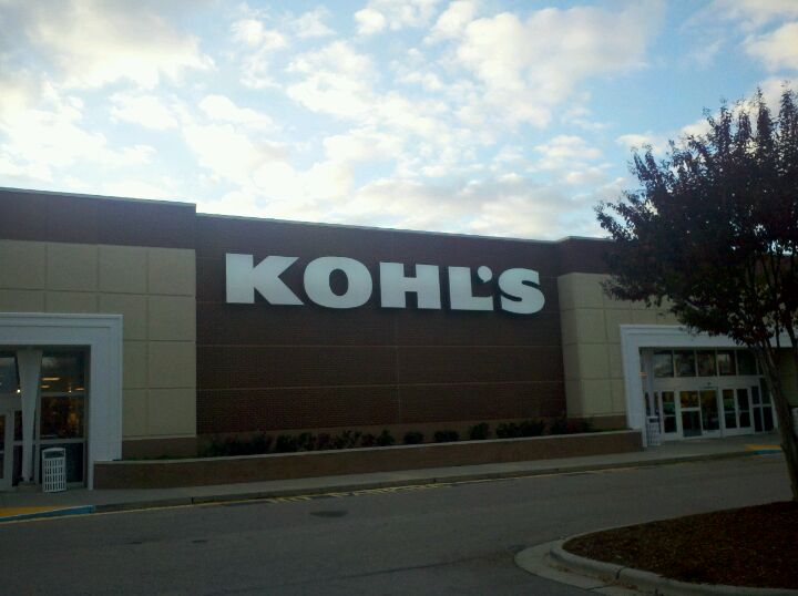 Kohl's 2350 Walnut St, Cary