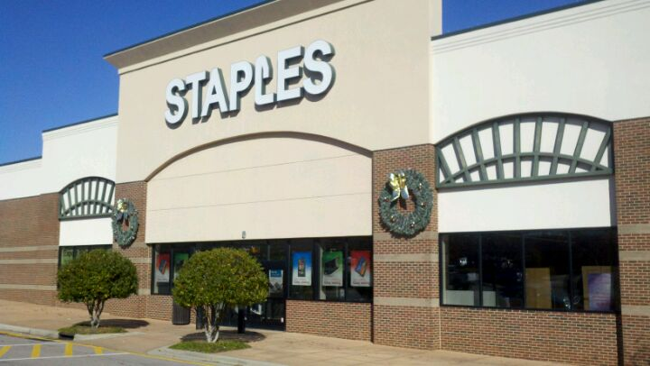 Staples Cary