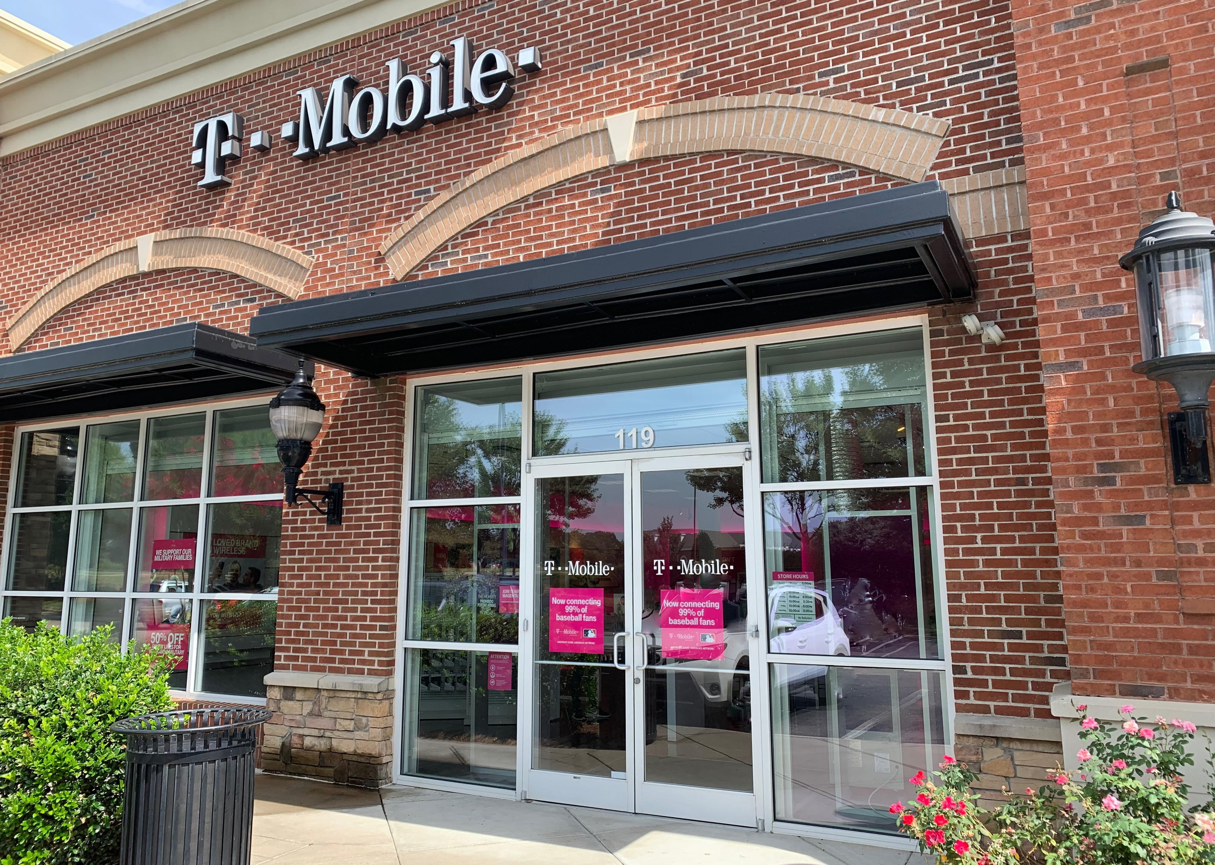 T-Mobile Cary