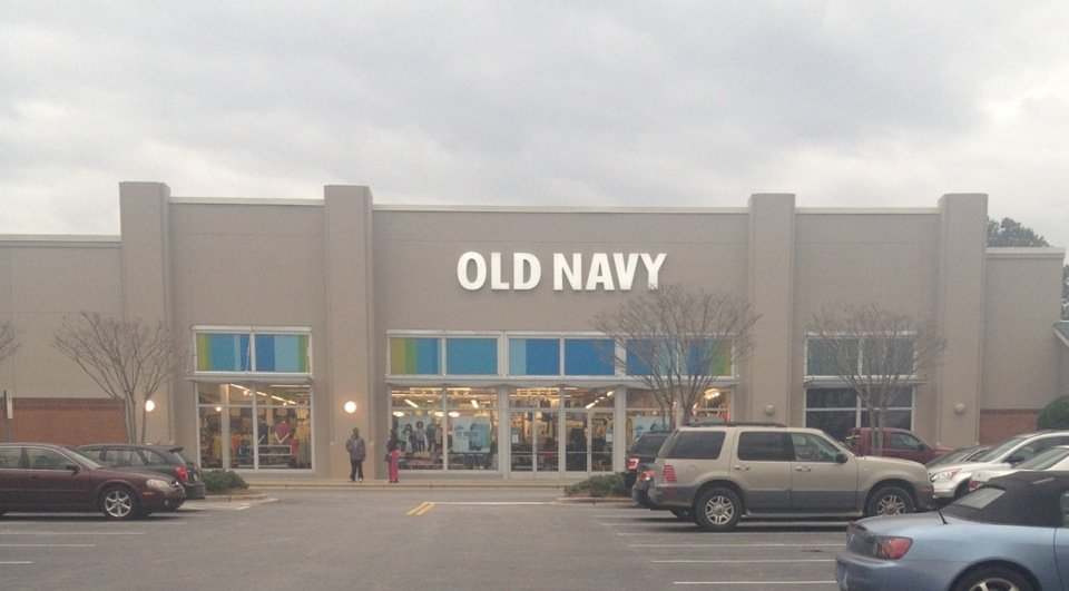 Old Navy 330 Crossroads Blvd, Cary