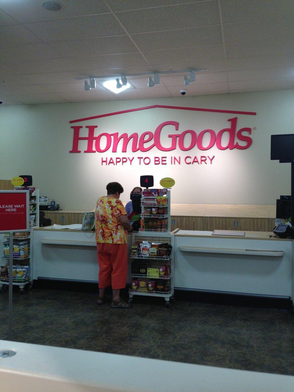 HomeGoods 255 Crossroads Blvd, Cary
