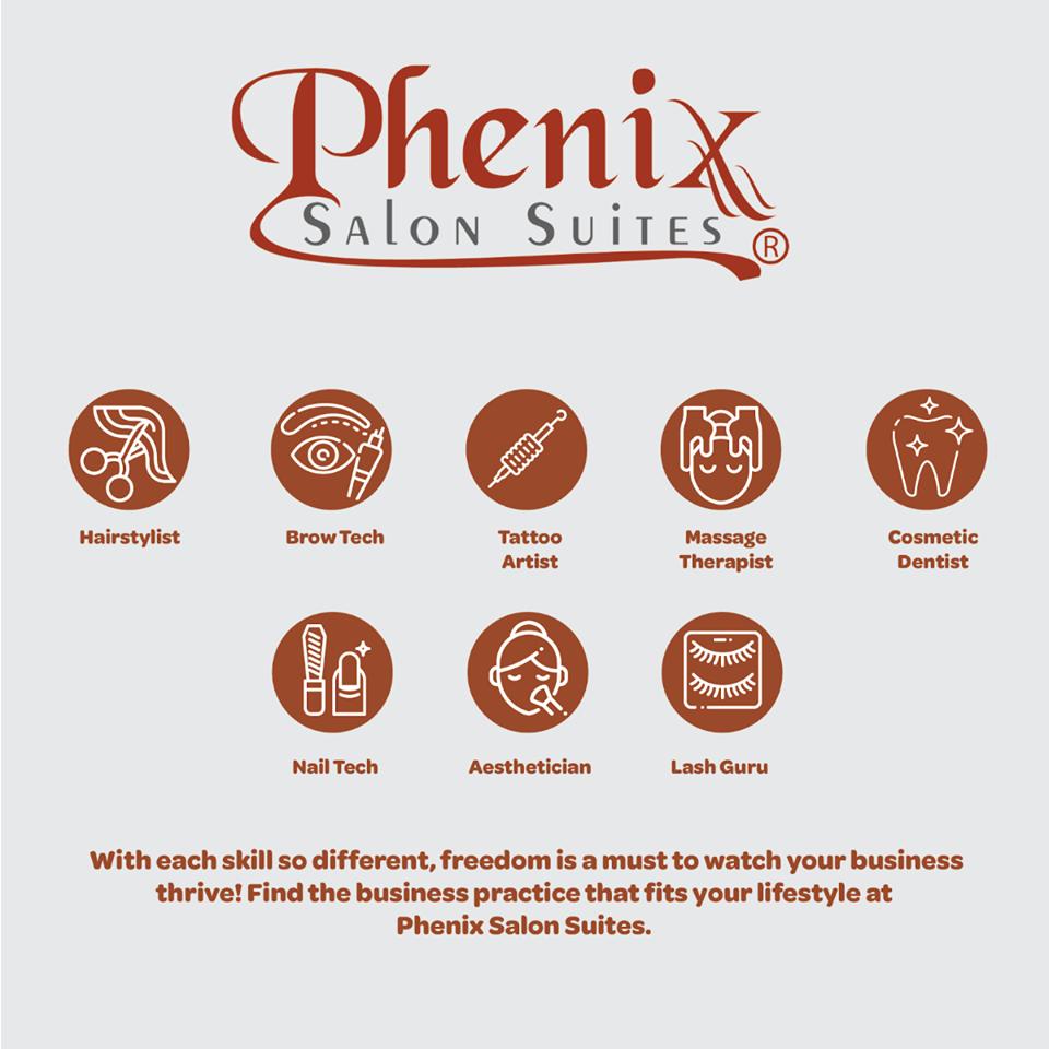 Phenix Salon Parkside Town Commons, 1213, Parkside Main St, Cary