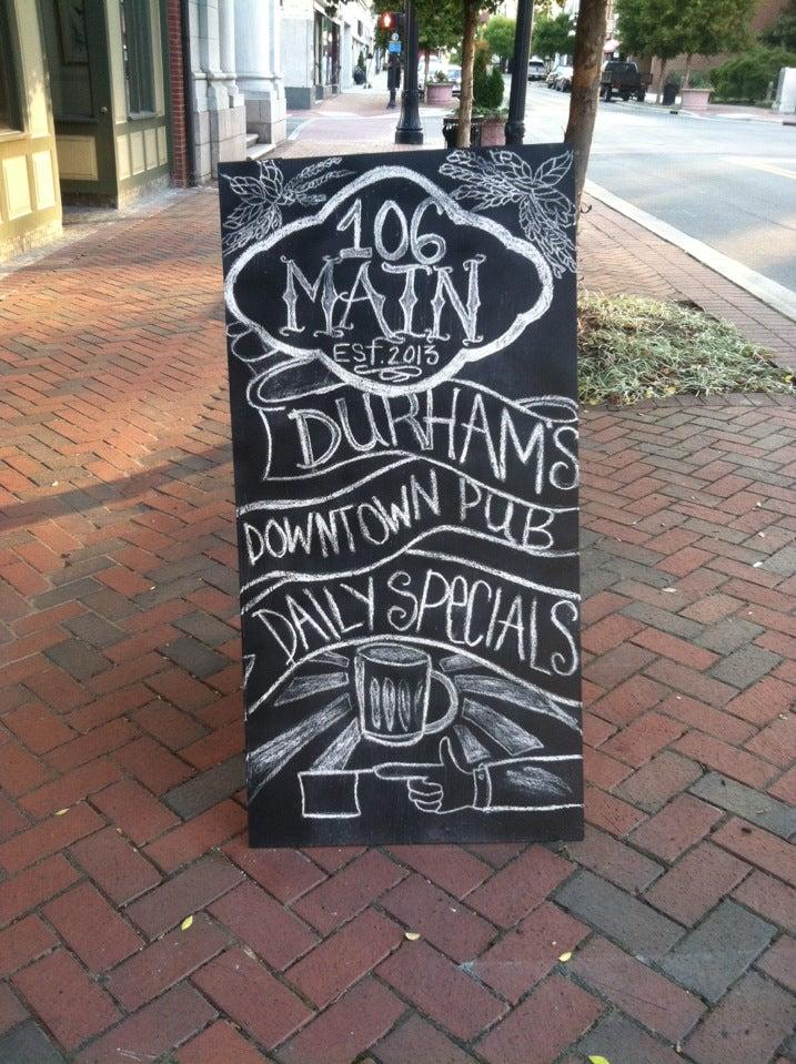 106 Main 106 E Main St, Durham