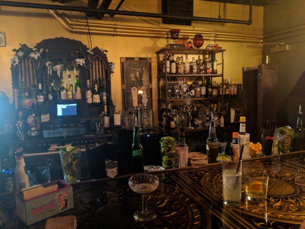 Arcana Bar and Lounge 331 W Main St, Durham