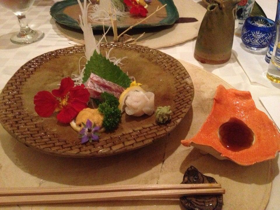Yamazushi Japanese Restaurant 4711 Hope Valley Rd #6a, Durham