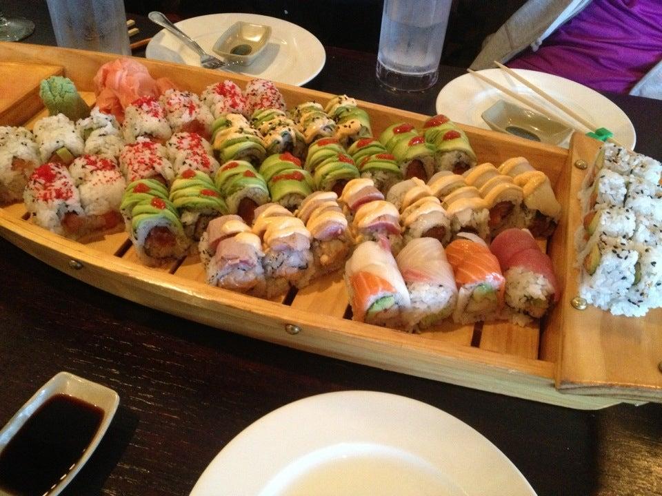 Shiki Sushi 207 NC-54, Durham