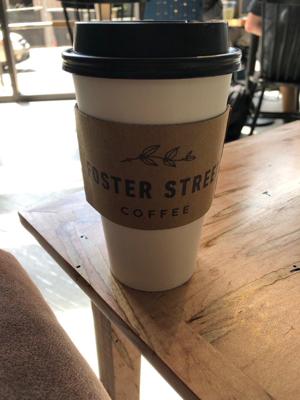 Foster Street Coffee 530 Foster St #2, Durham