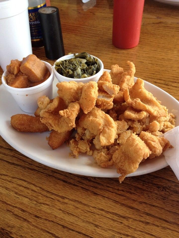 J & J Fish & Chicken 1403 S Miami Blvd, Durham