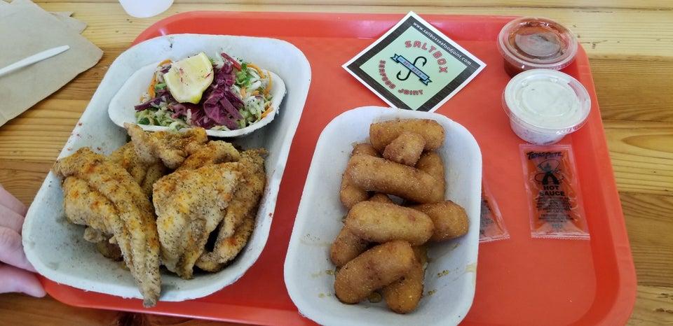 Saltbox Seafood Joint 2637 Durham-Chapel Hill Blvd, Durham