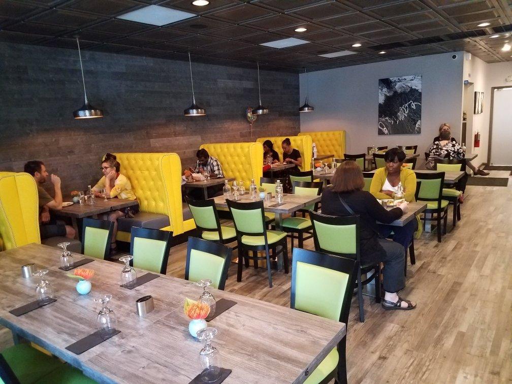 Lime & Lemon Indian Grill & Bar 811 9th St, Durham