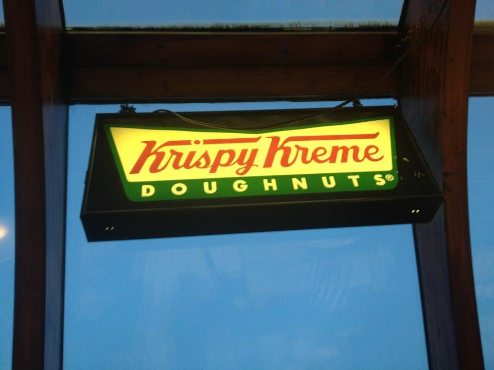 Krispy Kreme Doughnuts 3799 Guess Rd, Durham