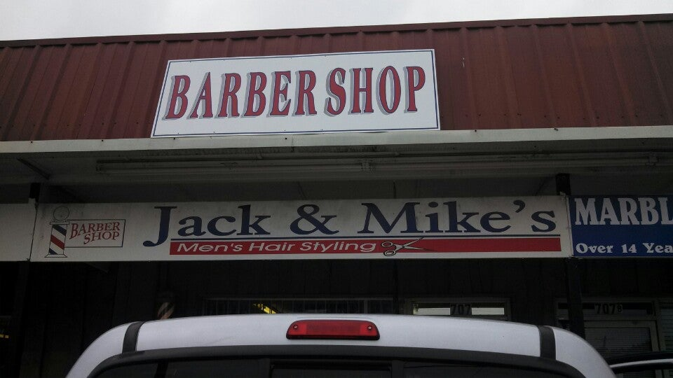 Jack & Mike's Mens Hairstyling