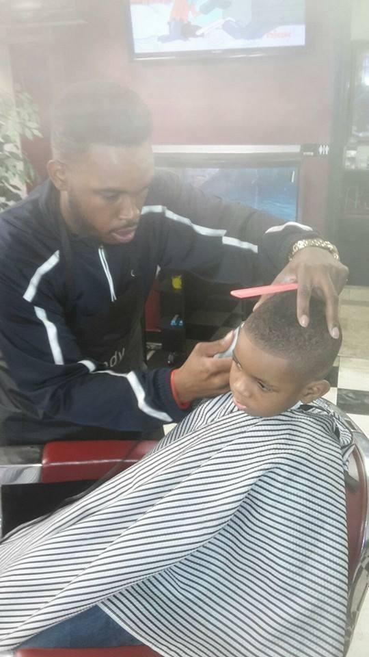 Ced's Barber Shop