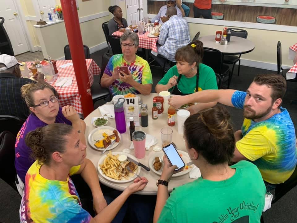 Angie's Restaurant 1340 W Garner Rd, Garner