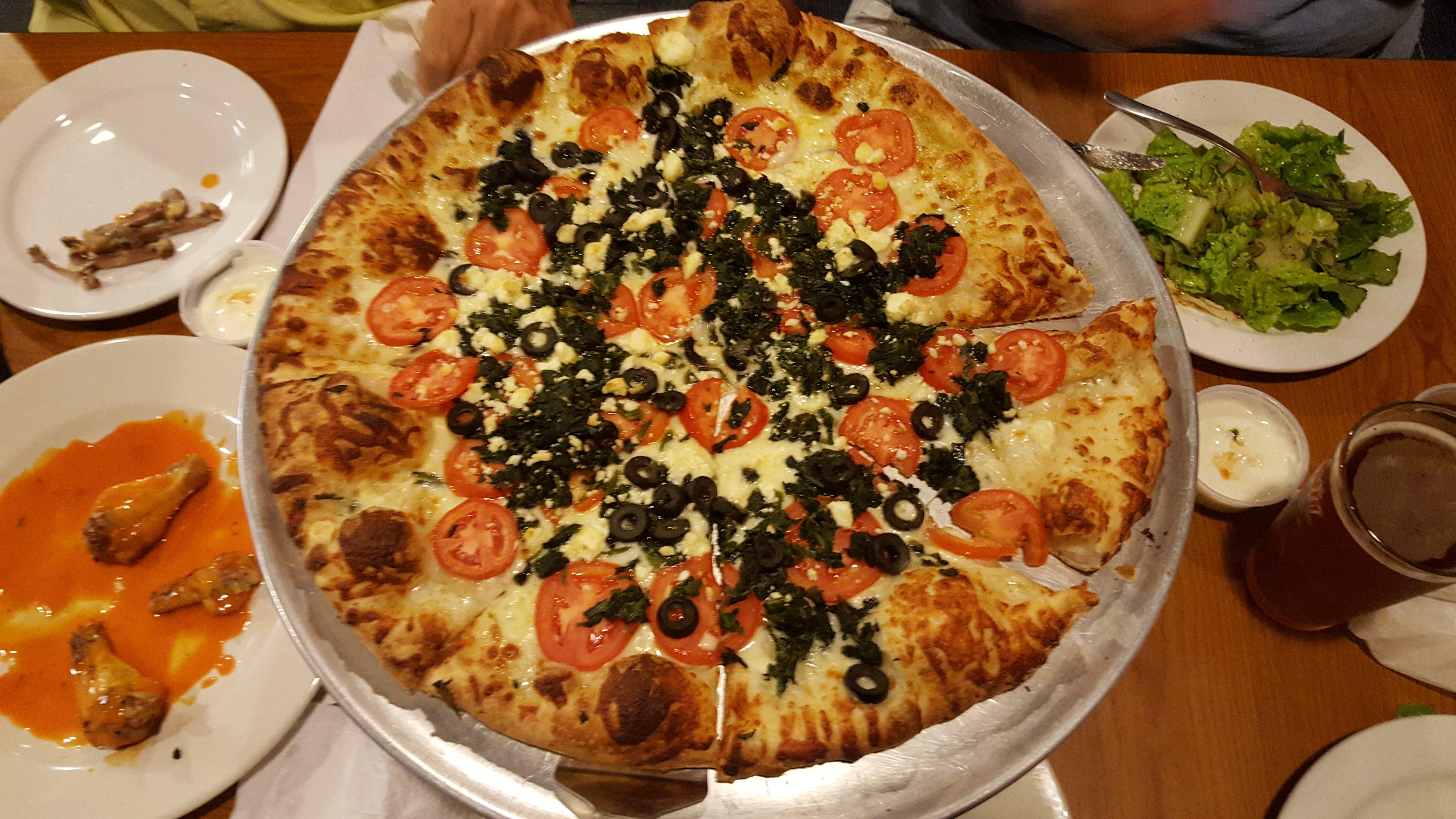 La Roma Pizza 1320 5th Ave, Garner