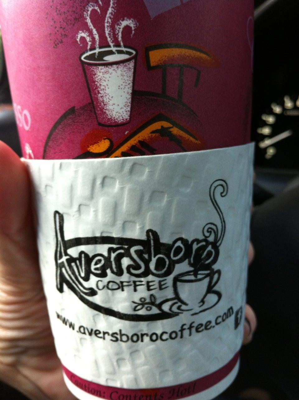 Aversboro Coffee 1401 Aversboro Rd #103, Garner
