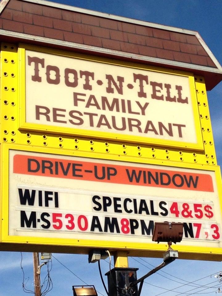 Toot-N-Tell 903 W Garner Rd, Garner