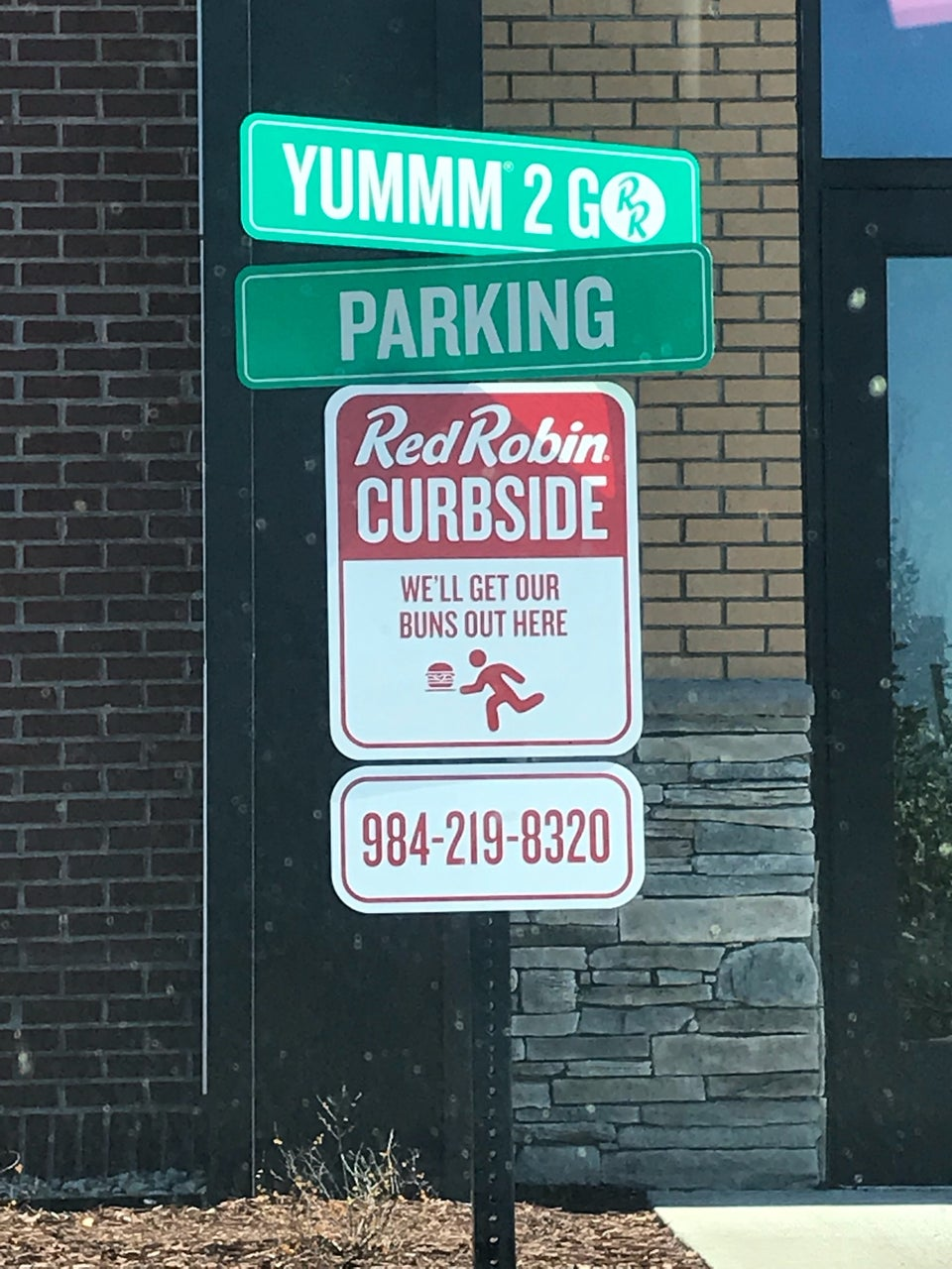 Red Robin Gourmet Burgers and Brews 10 Cabella Drive, Garner