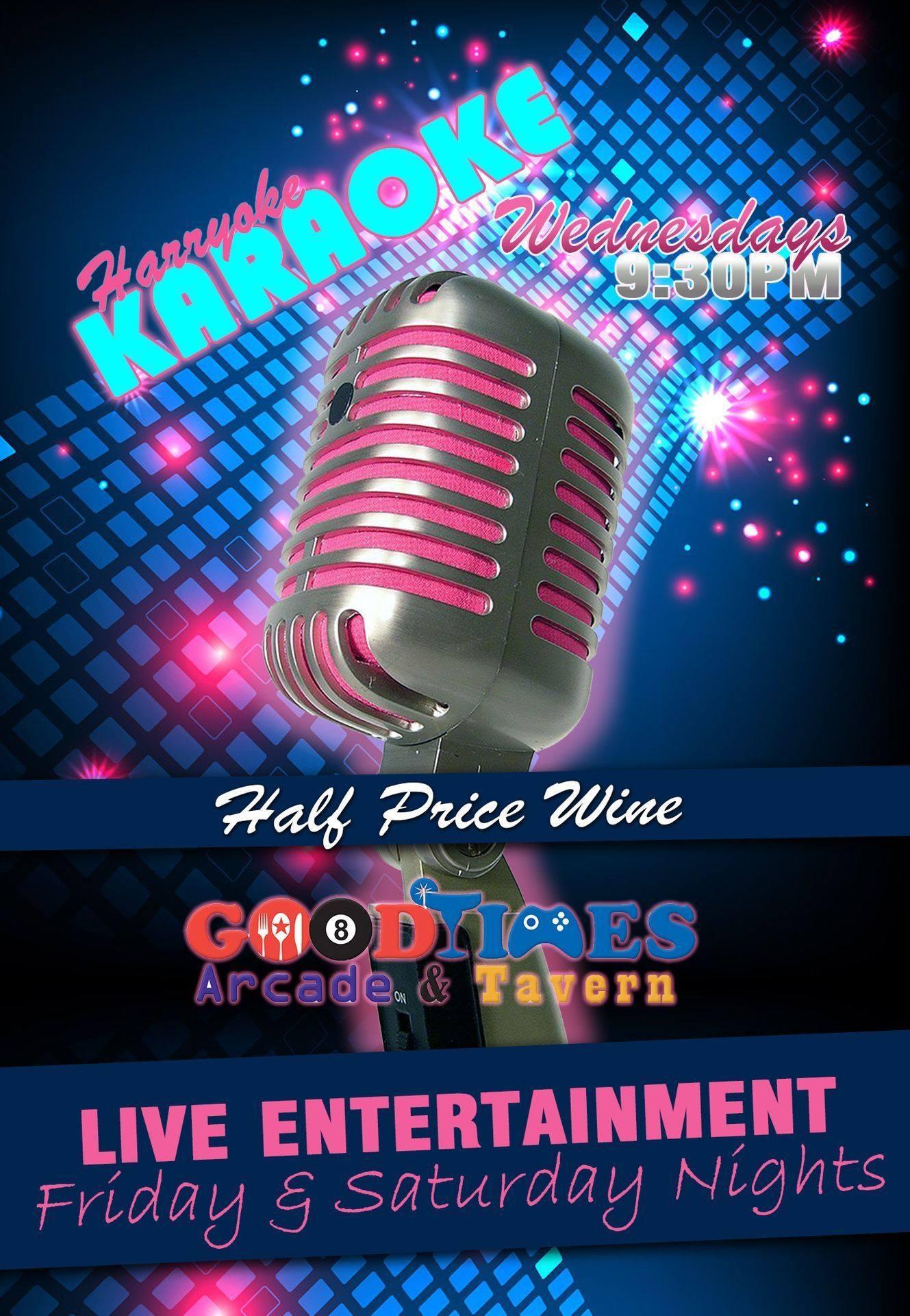 Good Times Arcade and Tavern 74 Son-Lan Pkwy #108, Garner