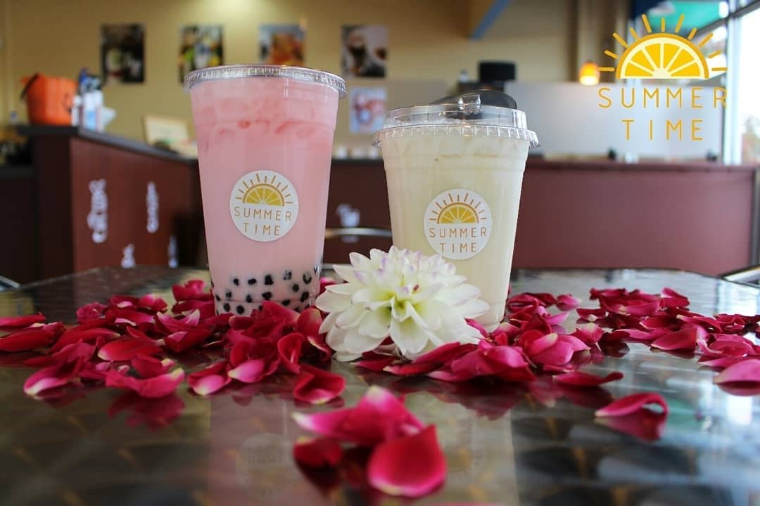 SummerTime Tea & Smoothie 1350 5th Ave #250, Garner